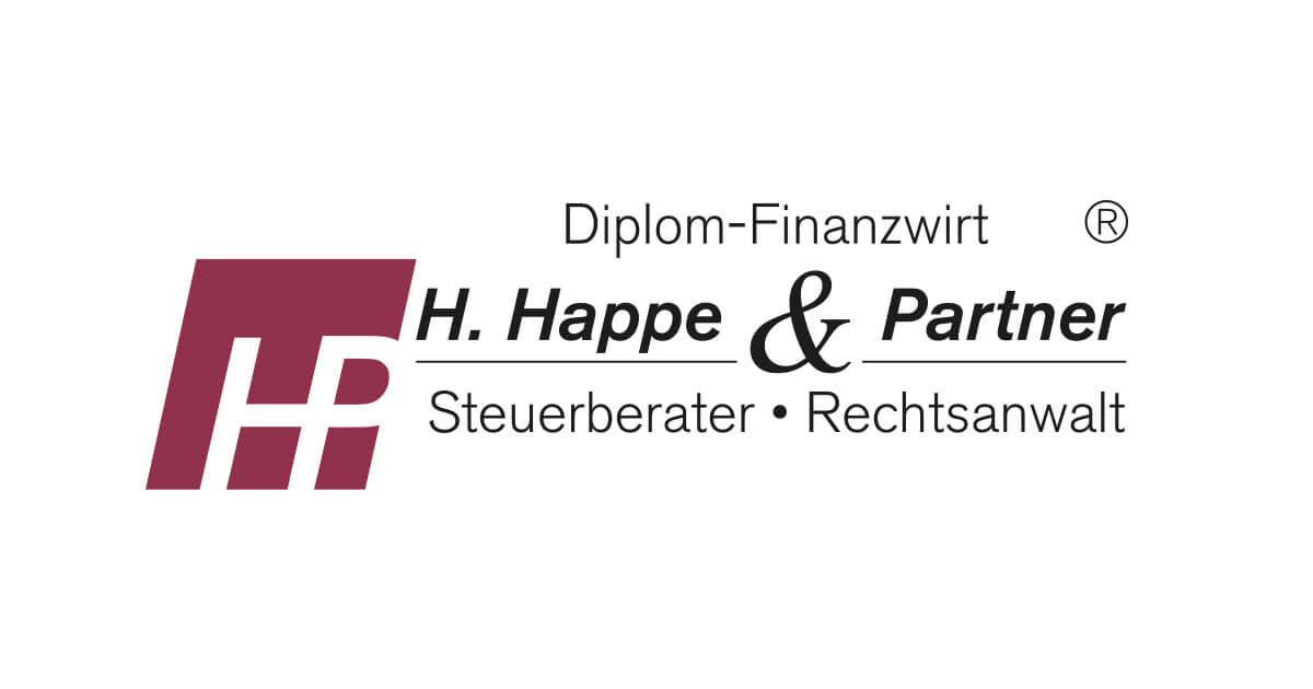Diplom-Finanzwirt  H. Happe & Partner Steuerberater • Rechtsanwalt